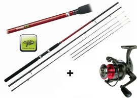 Giants Fishing CLX Feeder TR 12ft Medium + naviják zdarma!