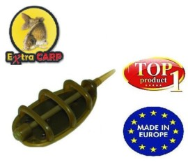 Extra Carp Method Feeder – CLAY