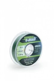 Mivardi Terminal D-Braid – Green 15m
