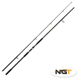 NGT Prut Raptex Spod Rod – 12ft, 2pc, 5.0lb