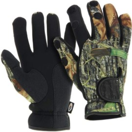 NGT Neoprén Rukavice Camo Gloves